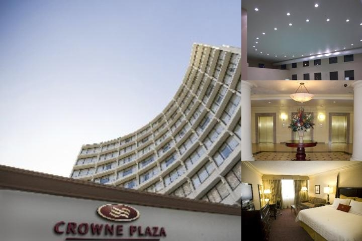 Crowne Plaza Portland Downtown Convention Center photo collage