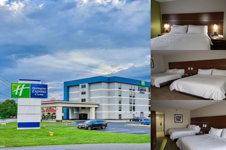 Holiday Inn Express & Suites Pigeon Forge / Near Dollywood photo collage