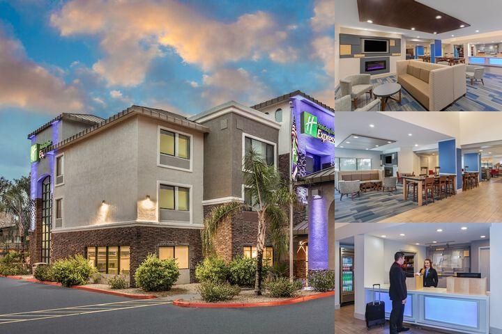 Holiday Inn Express & Suites Phoenix Tempe University photo collage