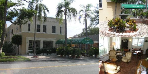 America's Best Inn Downtown St. Petersburg photo collage