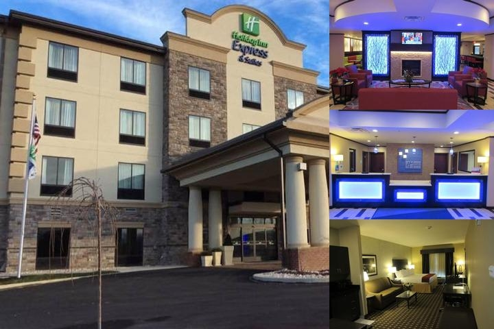 Holiday Inn Express & Suites Butler photo collage