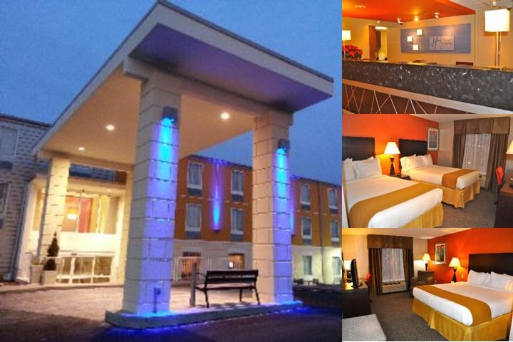 Holiday Inn Express Pittsburgh East Mall Area Photo Collage