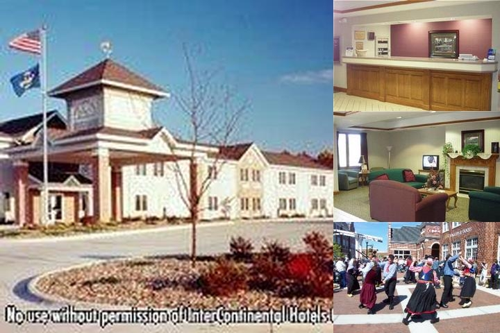 Holiday Inn Express Pella photo collage