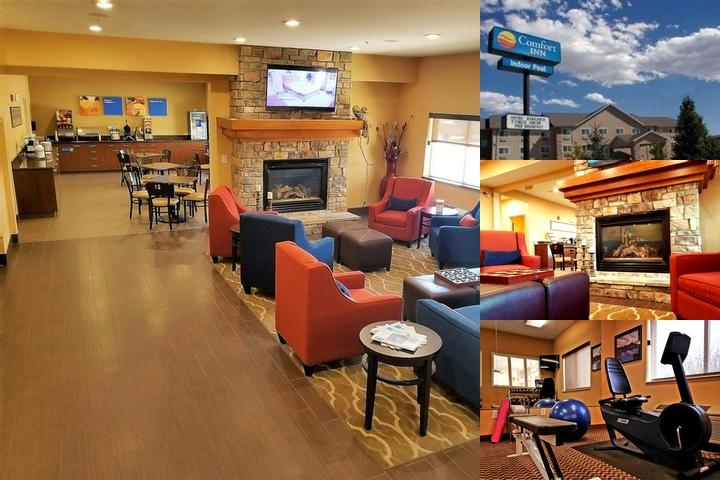 Comfort Inn & Suites Fort Collins Co photo collage
