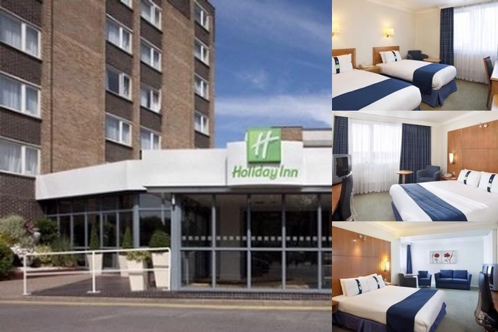 Holiday Inn Portsmouth photo collage