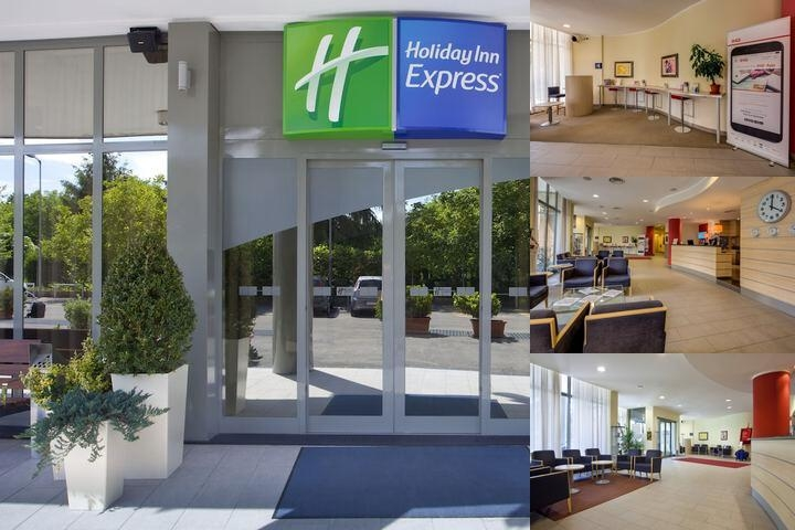 Holiday Inn Express Parma photo collage