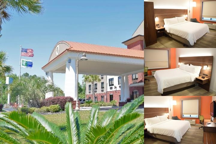 Holiday Inn Express & Suites Pensacola W I 10 photo collage