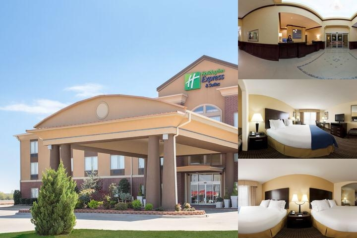 Holiday Inn Express & Suites Pauls Valley photo collage