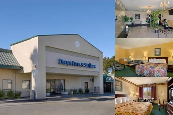 Marina Bay Inn & Suites photo collage