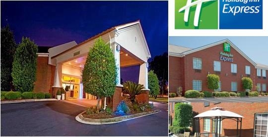 Holiday Inn Express Savannah I 95 North photo collage