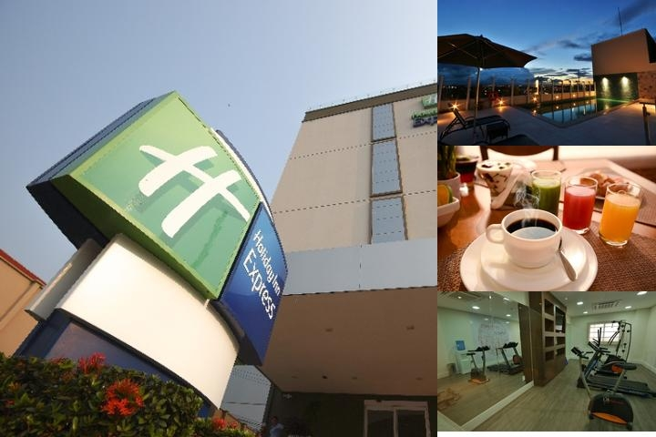 Holiday Inn Express Rio Branco photo collage