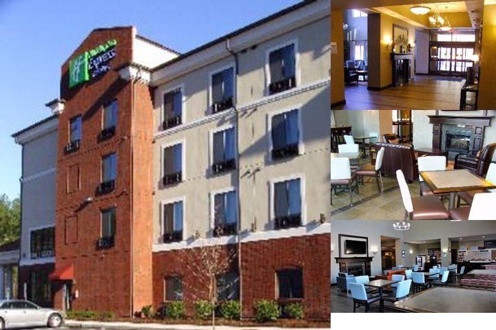 Holiday Inn Express & Suites Rockingham photo collage