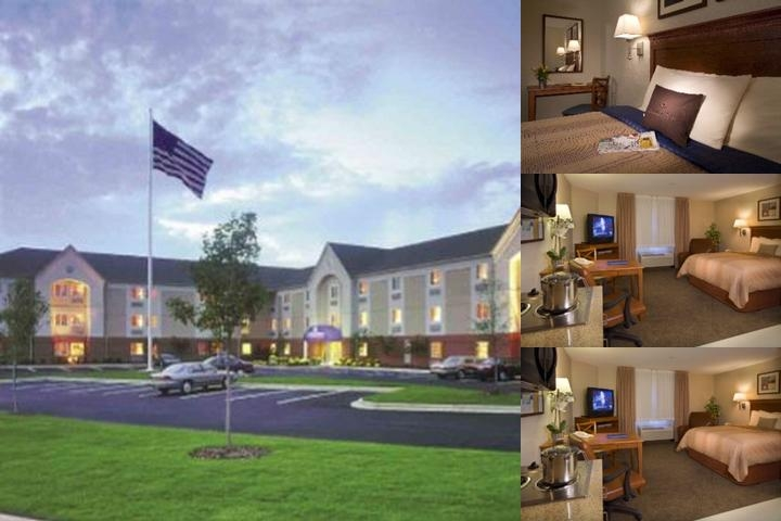 Candlewood Suites Richmond West photo collage