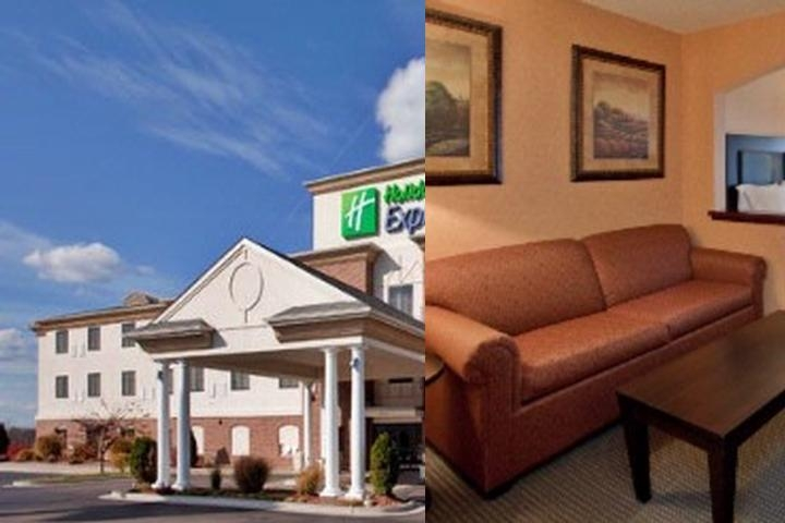 Holiday Inn Express & Suites Rolla Univ of Missouri S & T photo collage