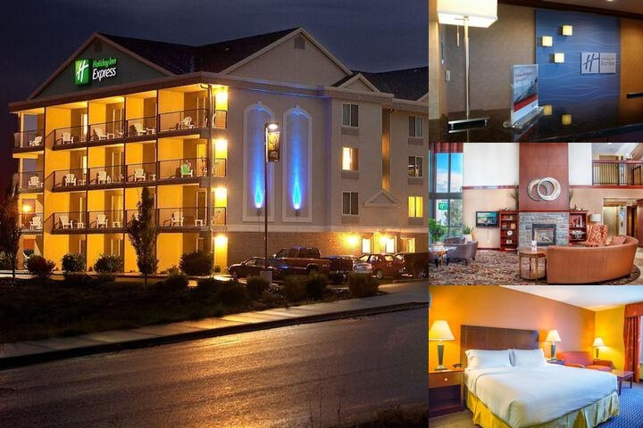 Holiday Inn Express & Suites Richland photo collage