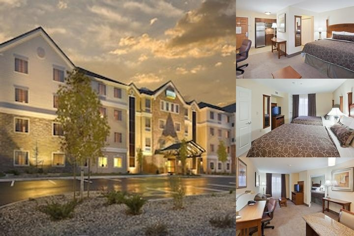 Staybridge Suites Reno photo collage