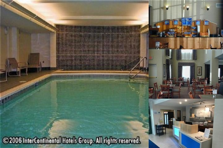 Holiday Inn Express & Suites Rochester Victor photo collage