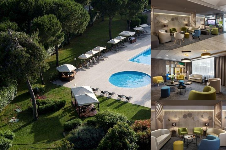 Holiday Inn Rome Eur Parco Dei Medici photo collage