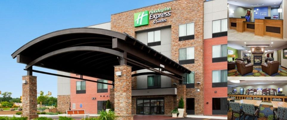 Holiday Inn Express & Suites Rochester West Medical Center photo collage