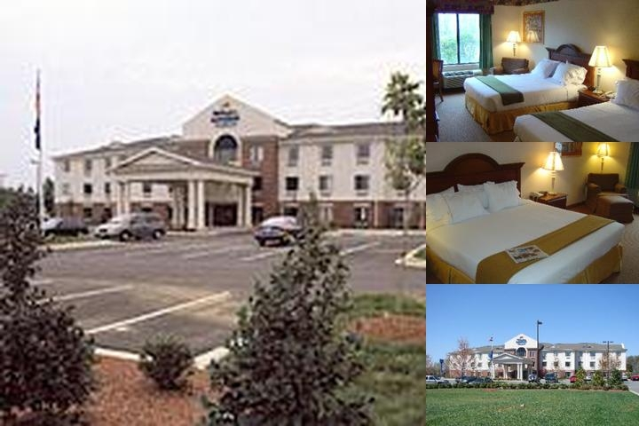 Holiday Inn Express & Suites Reidsville photo collage