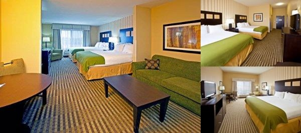 Holiday Inn Express & Suites Richwood Cincinnati South photo collage