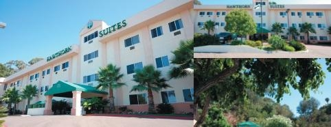 Candlewood Suites San Diego photo collage