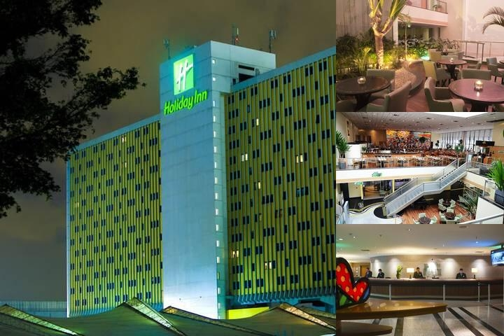 Holiday Inn Sao Paulo Parque Anhembi photo collage