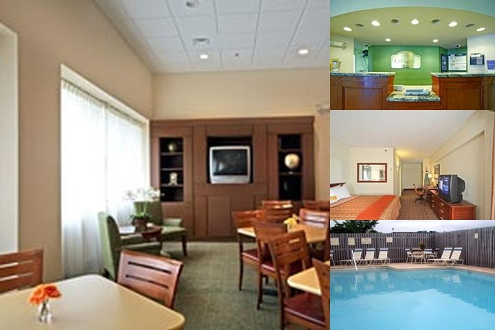 La Quinta Inn & Suites New Haven photo collage