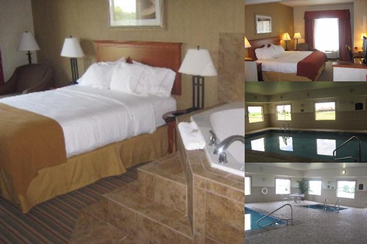 Holiday Inn Express & Suites Sioux Center photo collage