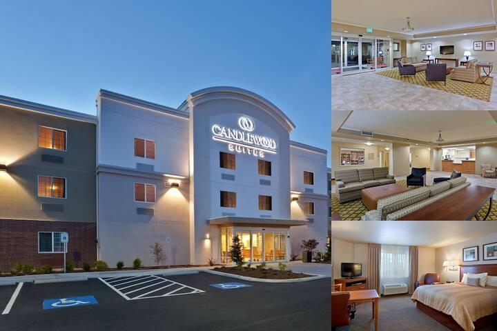 Candlewood Suites Lakewood photo collage