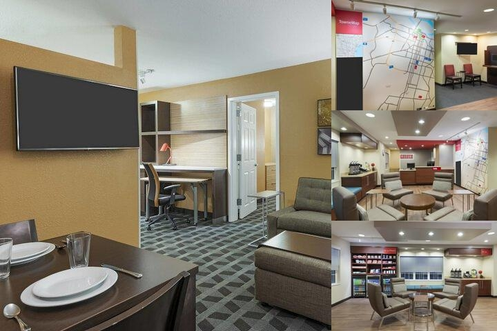 Towneplace Suites Savannah Midtown photo collage