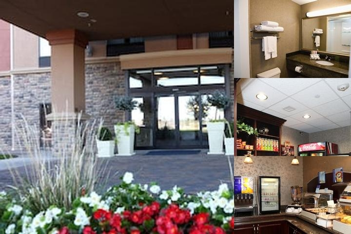 Holiday Inn Express & Suites Springfield Medical District photo collage