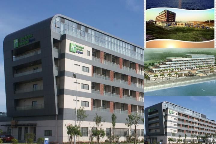 Holiday Inn Express Nanhuizui photo collage