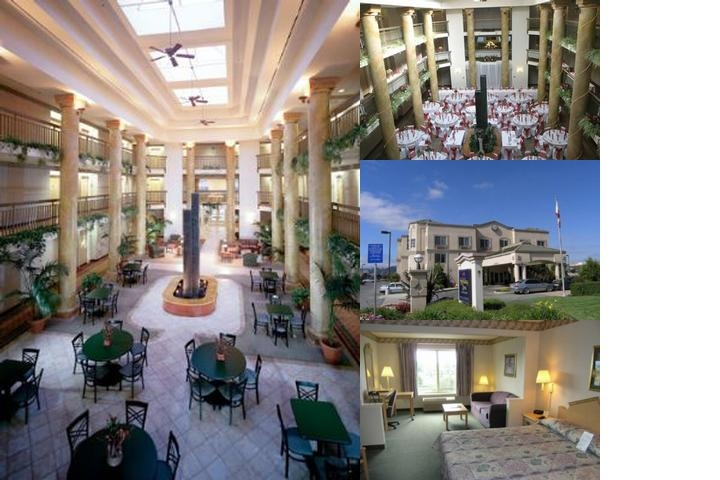 Holiday Inn Express & Suites San Jose Morgan Hill photo collage