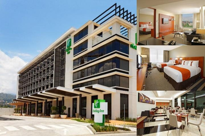 Holiday Inn San Jose Escazu photo collage