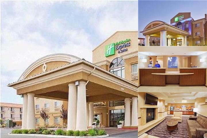 Holiday Inn Express & Suites Salinas photo collage