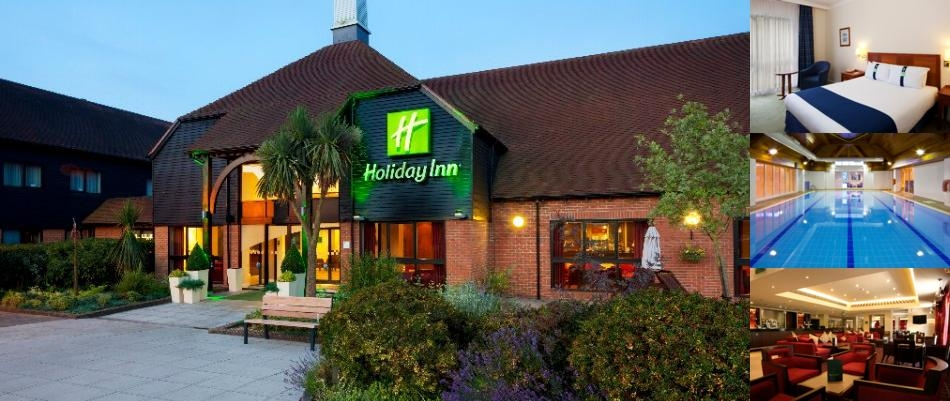 Holiday Inn Fareham Solent photo collage