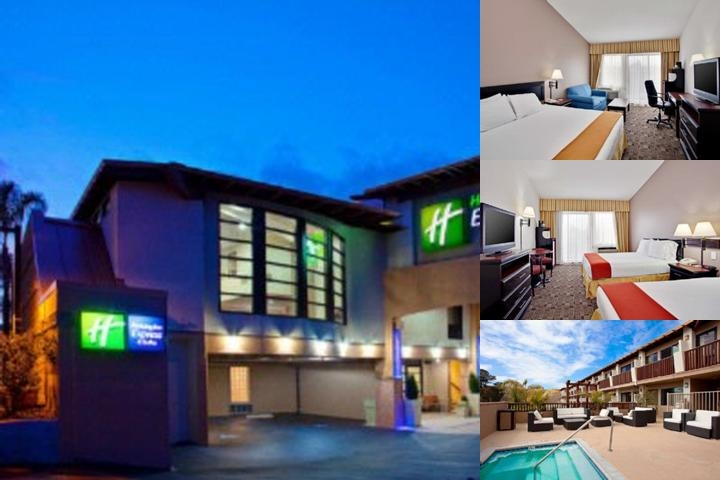 Holiday Inn Express & Suites Solana Beach Del Mar photo collage