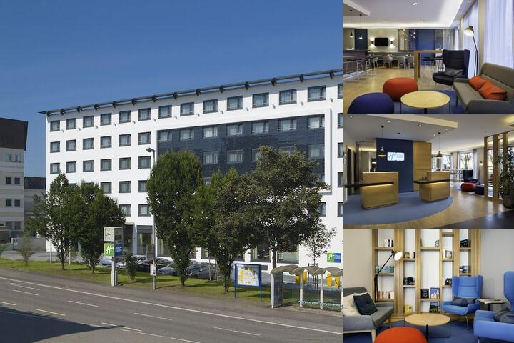 Holiday Inn Express Stuttgart Airport photo collage