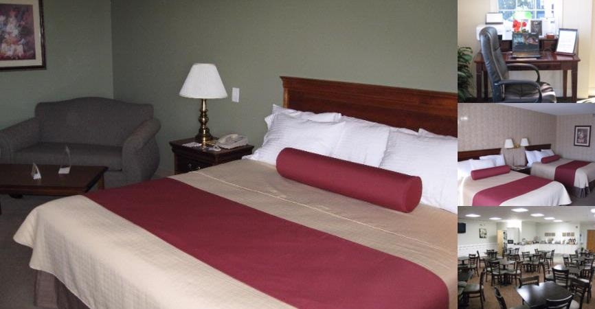 Best Western Framingham Single Guest Room