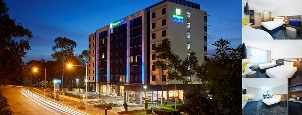 Holiday Inn Express Sydney Macquarie Park photo collage