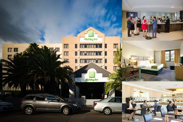 Holiday Inn Parramatta photo collage