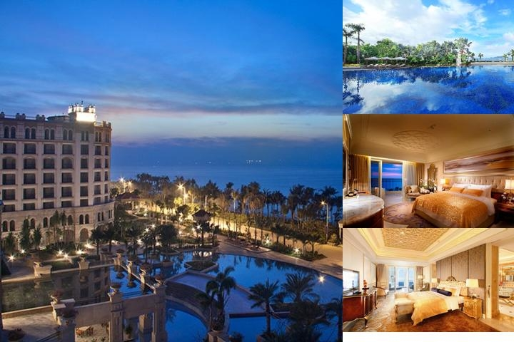 Crowne Plaza Resort Sanya Bay photo collage