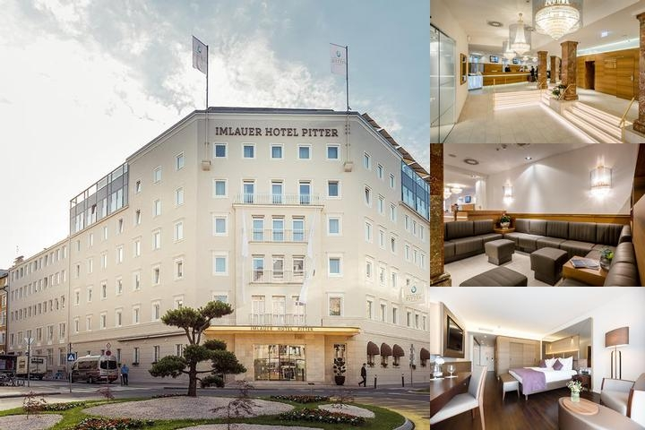 Crowne Plaza Salzburg The Pitter photo collage