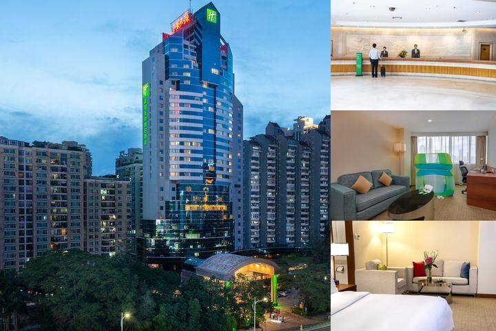 Holiday Inn Shenzhen Donghua photo collage