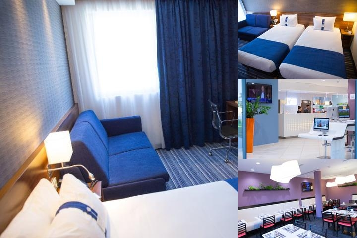 Holiday Inn Express Toulon Sainte Musse photo collage