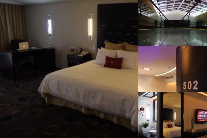 Crowne Plaza Toluca Lancaster photo collage