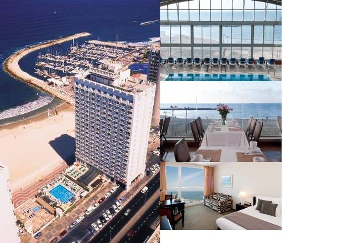 Crowne Plaza Tel Aviv Beach photo collage