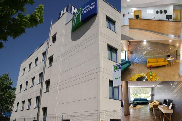 Holiday Inn Express Madrid San Sebastian De Los Reyes