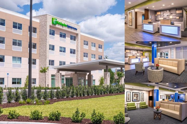Holiday Inn Express & Suites Tampa North Wesley Chapel photo collage